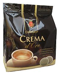 Dallmayr Crema D'Oro Pods
