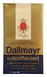 Dallmayr Prodomo Decaffeinated Coffee(250g)