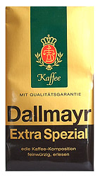 Dallmayr Extra Special Coffee