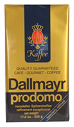 Dallmayr Prodomo Coffee / Gift Tin