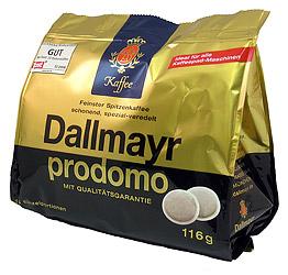 Dallmayr Prodomo Pods