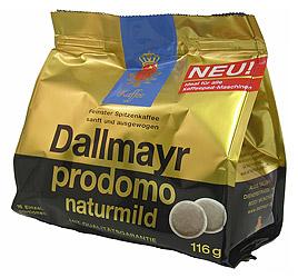 Dallmayr Naturmild Pods
