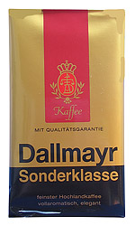 Dallmayr Sonderklasse Coffee