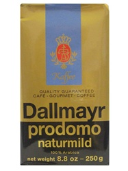 Dallmayr Naturmild Ground Coffee(250g)