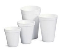 Dart Styrofoam Cups & Accessories