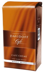 Davidoff Cafe Creme Whole Beans