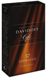 Davidoff Cafe Espresso 57 Ground
