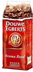 DE Aroma Rood Whole Beans 500g
