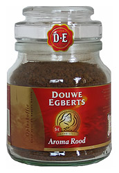 DE Aroma Rood Red Instant Coffee