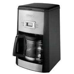 DeLonghi 14 Cup Coffee Maker Black
