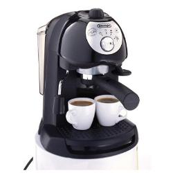 DeLonghi Retro Espresso Maker Black