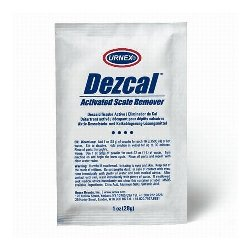 Dezcal Activated Scale Remover 100-Pkgs