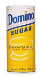 Domino Canister Sugar 20 oz