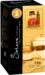 English Breakfast Solera Tea Pods Case of 216