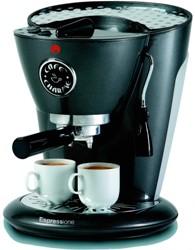 Espressione Cafe Charme Semi-Automatic Espresso Maker - Black