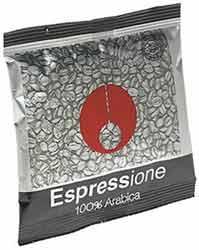 Espressione Coffee Pods 100% Arabica - 18ct Box