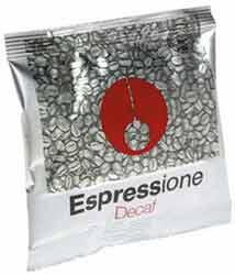 Espressione Coffee Pods Decaffinated - 150ct Box