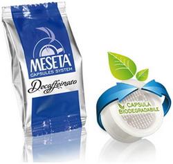 Espressione Meseta Decaffinated Capsules Box/100