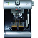 Espressione Squissita Plus Semi-Automatic Espresso Maker - Silver
