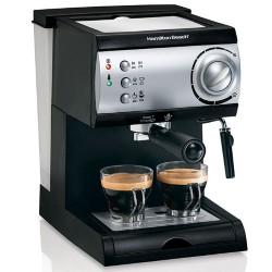 Espresso Maker with 15-Bar Italian Pump
