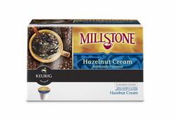 Folgers/Millstone Gourmet Selections Hazelnut Cream K-Cup 72/CS