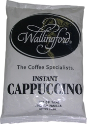 French Vanilla Cappuccino Mix 6 - 2 lb Bags