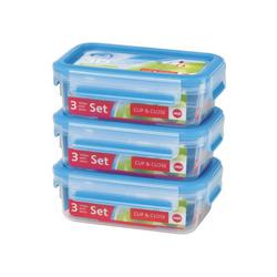 Frieling Emsa 3D Food Storage 3 Piece Container Set 18-5 oz
