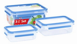 Frieling Emsa 3D Food Storage 3 Piece Container Set 78 oz