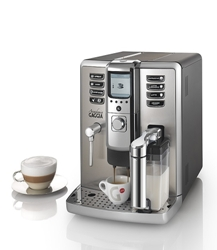 Gaggia Accademia - Stainless Steel