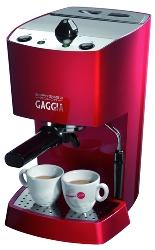 Gaggia Espresso Color Espresso Machine - Red