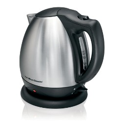 Hamilton Beach 10 Cup Electric Kettle Stainless
