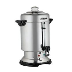 Hamilton Beach 60 Cup Commercial Coffee Urn Stainless