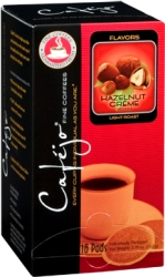 Hazelnut Creme Single Pods (Case of 216)