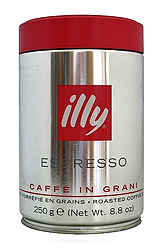 ILLY Whole Beans Coffee