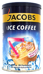 Jacobs Ice Coffee
