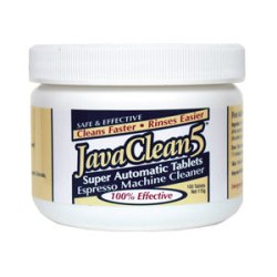 JavaClean Super Automatic Tablets 12-100 Ct Jars