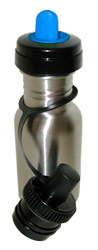 Kids Stainless Steel Water Bottle 12 oz Blue