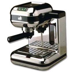 La Pavoni Chrome LUSSO Espresso Machine