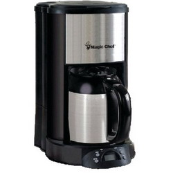 Magic Chef MCSCM8TB 8-Cup Coffee Maker
