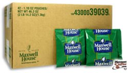Maxwell House Decaf (1.1oz)