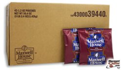 Maxwell House French Roasted (1.20oz)