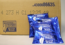 Maxwell House Master Blend (1.10oz)