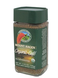 Organic Decaffeinated Instant Coffee
