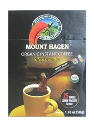 Organic Instant Coffee Sticks