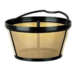 Mr. Coffee 10- to 12-Cup Gold Tone Filter