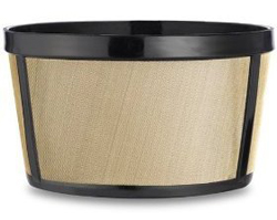 One All Bf111cb6 4-cup Permanent Basket-style Coffee Filter