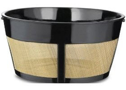 One All Bf215cb6 8-12 Cup Permanent Basket-style Coffee Filter
