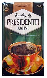 Paulig Presidentti Coffee