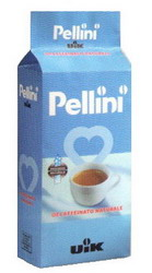 Pellini Decaffeinato UIK Whole Beans