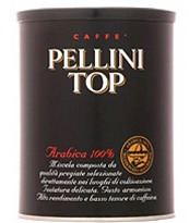 Pellini Top Ground Coffee in Tin